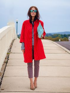 The red coat  (by Veronica  P) http://lookbook.nu/look/4110782-The-red-coat