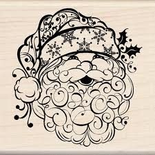 swirly santa - Yahoo Image Search Results