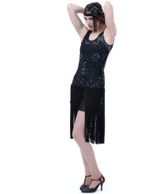 Thumbnail 1920s Style, Flapper Style, 21st Birthday, Birthday Ideas, Flapper Outfit, Prom 2014, Jazz Age, Roaring 20s, Dress P