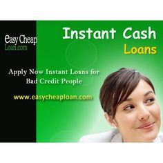 Affordable Instant Loans for Bad Credit People…