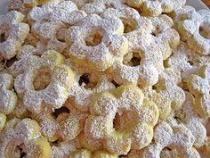 Canestrelli: la ricetta ligure dei biscotti di Torriglia