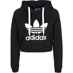 Crop Hoodie (€64) ❤ liked on Polyvore featuring tops, hoodies, shirts, sweaters, sweatshirt hoodies, hoodie crop top, shirt top, cropped hooded sweatshirt and hoodie top