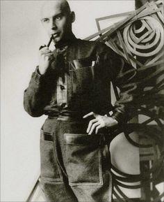 Alexander Rodchenko · Self Portrait   Self-timer · 1922