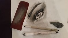 My draw pencil and charcoal pencil Art Abstrait, Illustrations, Crayon, My Drawings, Charcoal, Pencil, Dibujo, Illustration, Illustrators