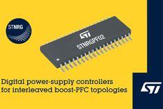STNRGPF02 Power Supply Controller IC Power Supply Design, Commercial Appliances, Power Electronics, Circuit Design, Audio Amplifier