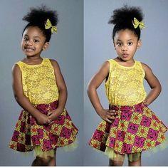 African designer for baby clothes ~DKK ~African fashion, Ankara, Kitenge, African women dresses, African prints, African men's fashion, Nigerian style, Ghanaian fashion.