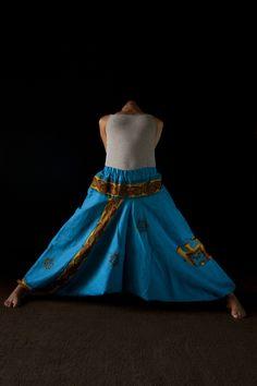 cómodos y ligeros/Tela Africana PH: Javier Barbosa #yoga #pants