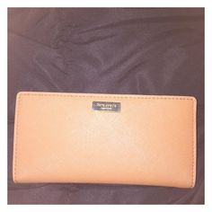 Brand New Kate Spade! Brand new, impulse buy. Very cute classic wallet. kate spade Bags Wallets