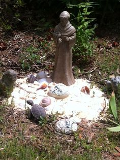 St Francis memorial for Hershey