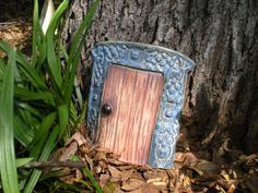Made to order custom fairy doors by muddy muse by muddymuse, $18.00
