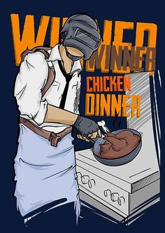 'PUBG - Winner, Winner Chicken Dinner Merchandise' Poster by PUBGUnknown - Best of Wallpapers for Andriod and ios 4k Wallpaper For Mobile, Marvel Wallpaper, Wallpaper Iphone Cute, Cartoon Wallpaper, Iphone Wallpaper, Kitty Wallpaper, Wallpapers En Hd, Gaming Wallpapers, Player Unknown