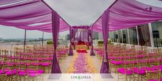 The Beverly Hilton Wedding - Gorgeous! (Site is for a great photographer too!)