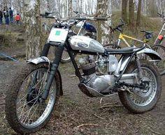 Triumph 250 Cub | Galerie motos trial anglaises