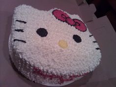 Okay I had to do a last minute carved and old fashion hand piped hello kitty cake in under 30 minutes so I timed it and got it done in 15 minutes, what's a girl to do when a 6 year old birthday cake order is called in from London at the last minute by Uncle who really wants to surprise her before she get home from school. http://www.indiegogo.com/projects/mega-cuppy-sale #hellokitty #birthday #cake #cupcakes #Oprah #queenlatifah #steveharvey