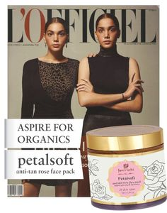 Thank you @lofficielindia for featuring petalsoft anti tan rose face pack in your latest issue #press #asseenin #skincarejunkie #skincarecommunity #beauty #beautyblogger #ayurvedic #organic #organicskincare #skincarejunkie #rose #roseinfused