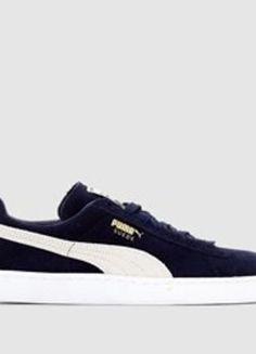 À vendre sur #vintedfrance ! http://www.vinted.fr/chaussures-femmes/baskets/27479472-puma-suede