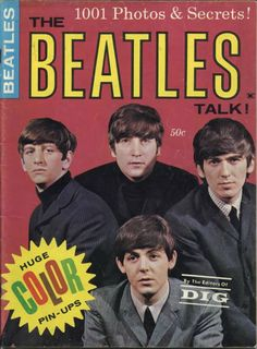 The Beatles teen screen Magazine 1968 - Bing images Beatles Poster, The Beatles, Beatles Party, Star Wars Episode Iv, Book Sites, Pop Rock, The Empire Strikes Back, Lonely Heart, British Invasion