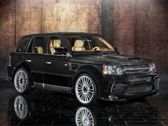 Mansory Range Rover Sport '2010