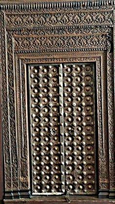 Beautiful door from Oman