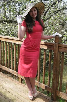 Joansing for You Dress  Mad Men and vintage by DressDarling, $70.00