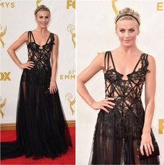 Emmy 2015: Julianne Hough