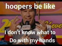 Hahaha hooper problems