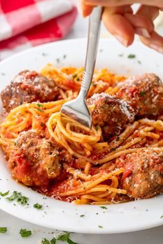 Best Spaghetti Recipes - Easy Ideas for Spaghetti Pasta : Delish. Pastas Recipes, Easy Pasta Recipes, Spaghetti Recipes, Dinner Recipes, Cooking Recipes, Dinner Ideas, Homemade Spaghetti, Healthy Recipes, Fall Recipes