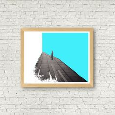 Photo architecture, photo noir et blanc, photo New York, ancienne photo, téléchargement instantané, affiche design, art contemporain de la boutique MamzelleJules sur Etsy