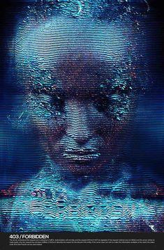 Fragments of a Hologram Dystopia Technology Posters, Technology Design, Digital Technology, Technology Gadgets, Medical Technology, Tech Gadgets, Lightroom, Photoshop, Cyberpunk