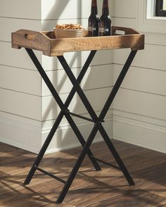Signature Design by Ashley Furniture Brown & Black Cadocridge Side Table Chair Side Table, End Tables, Occasional Tables, Ashley Home, At Home Store, Signature Design, Furniture Deals, Furniture Outlet, Pallet Furniture