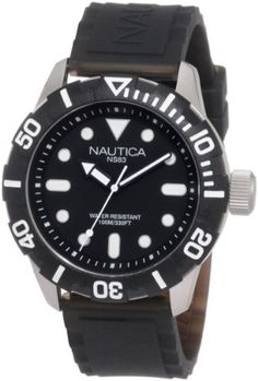 Nautica Men s N09600G South Beach Jelly NSR - 100 Watch 6700da424af