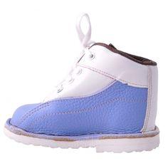 Papuci ortopedici AA   papucei albastri si albi