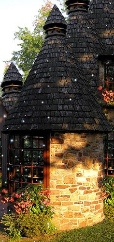The Hobbit Village! by Lisa Kettell, via Flickr