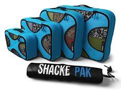 Shacke Pak - 4 Set Packing Cubes - Travel Organizers with... https://smile.amazon.com/dp/B00R280UQM/ref=cm_sw_r_pi_dp_x_qfCrzbPV3DHJ0
