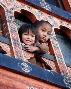 Bhutan Babies