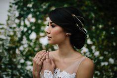 Dress - The Babushka Ballerina Styling - Him & Her Events HAMU - The Beauty Case Headpiece - Shut The Front Door Photographer - Prue Franzmann