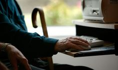 Why it's important to get older people and carers confident online    Rates of digital exclusion in social care are higher than in the general population