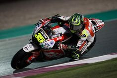 Cal Crutchlow FP3 action