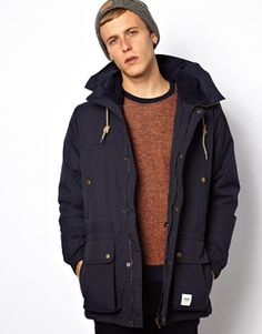 Discover the latest fashion and trends in menswear and womenswear at ASOS. Shop this season's collection of clothes, accessories, beauty and more. Asos Online Shopping, Latest Fashion Clothes, Parka, Raincoat, Women Wear, Mountain, Mens Fashion, Fun, How To Wear