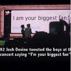 Oh Josh :)