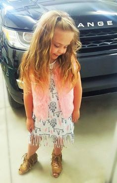 PINK Feather Dream Catcher Fringe Dress #boutique-outfits #clearance #daily-deal #daily-deals #dresses #new #newborn-clothing #newborn-sets #perfect-sets #spring-line