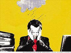 Employee burnout: Around the corner? Already here?