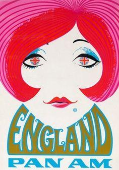 Pan Am England, c. 1 9 7 0.