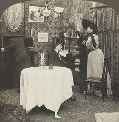 """Been Hiding?"" 1890's | Flickr - Photo Sharing!"