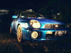 Subaru bugs eye