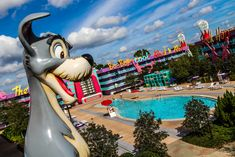 Disney World, Orlando - Pop-Century-Resort | View Deals!