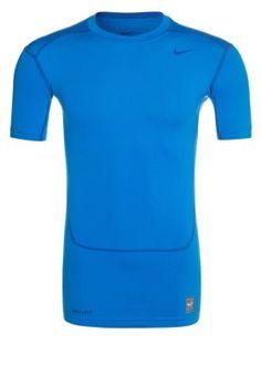Sportshirt Nike Performance Sportshirt - Blauw Blauw: € 29,95 Bij Zalando (op 27-9-14). Gratis bezorging & retournering, snelle levering en veilig betalen!