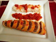 Encornets farcis au veau et chorizo - Cuisine de la mer