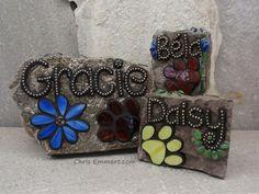 Mosaic Rock Art
