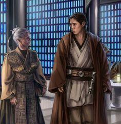 jedi jocasta nu - Google Search Star Wars Rpg, Star Wars Fan Art, Star Wars Jedi, Star Wars Rebels, Military Survival Gear, Tactical Survival, Jedi Sith, Galactic Republic, The Old Republic